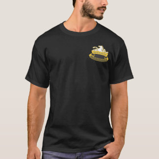 8th Cavalry, 3rd Armored Division T-shirts
