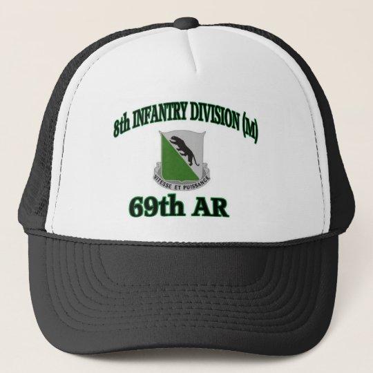 8th Infantry Division Cap