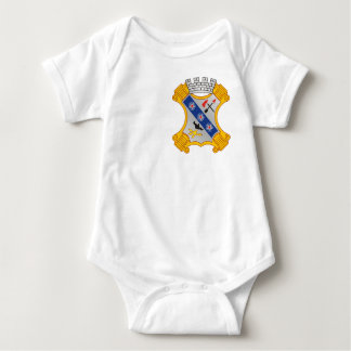 8th Infantry Regiment Baby Bodysuit