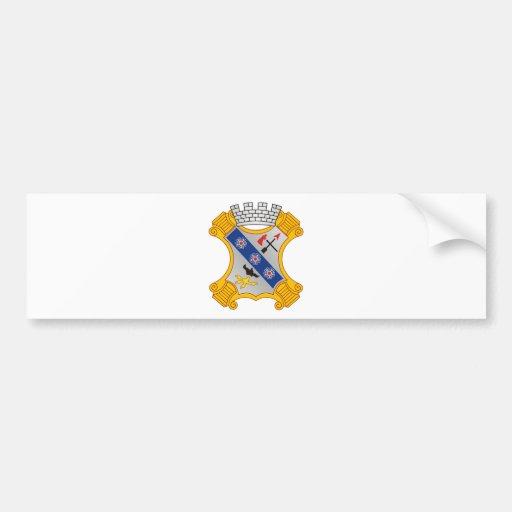 8th Infantry Regiment Bumper Sticker