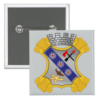 8th Infantry Regiment - DUI 15 Cm Square Badge