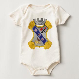 8th Infantry Regiment - DUI Baby Bodysuit