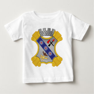 8th Infantry Regiment - DUI Baby T-Shirt
