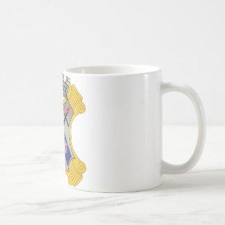 8th Infantry Regiment - DUI Basic White Mug