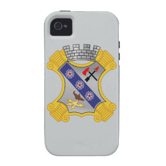 8th Infantry Regiment - DUI Vibe iPhone 4 Cases