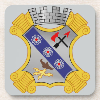 8th Infantry Regiment - DUI Coaster