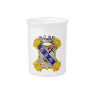 8th Infantry Regiment - DUI Drink Pitcher