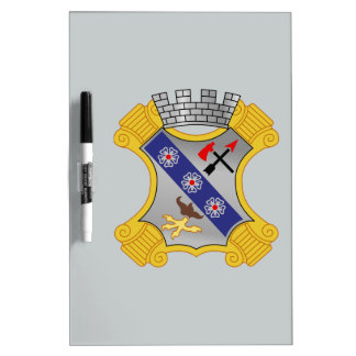 8th Infantry Regiment - DUI Dry Erase White Board