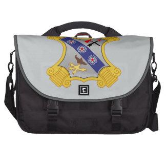 8th Infantry Regiment - DUI Laptop Shoulder Bag
