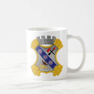 8th Infantry Regiment - DUI Classic White Coffee Mug