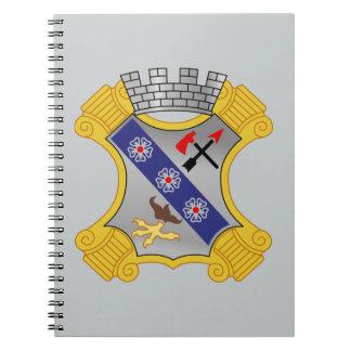 8th Infantry Regiment - DUI Note Book