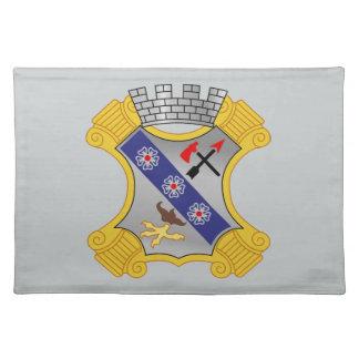 8th Infantry Regiment - DUI Placemats