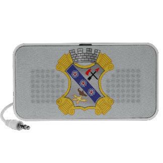 8th Infantry Regiment - DUI Portable Speakers