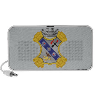 8th Infantry Regiment - DUI Notebook Speakers