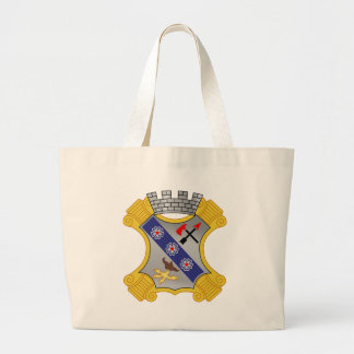 8th Infantry Regiment - DUI Jumbo Tote Bag