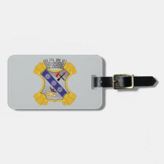 8th Infantry Regiment - DUI Travel Bag Tag
