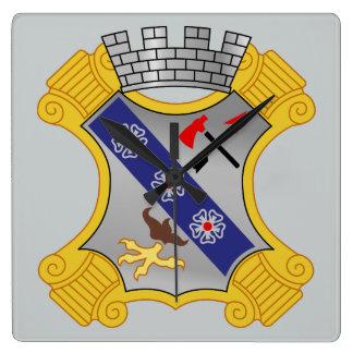 8th Infantry Regiment - DUI Wallclock