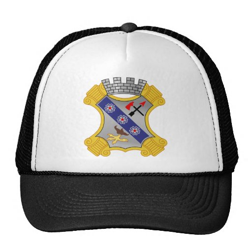 8th Infantry Regiment Mesh Hats
