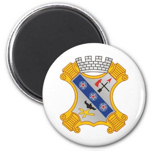 8th Infantry Regiment Fridge Magnets