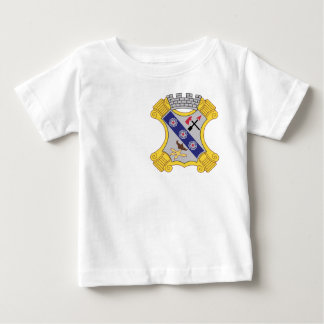 8th Infantry Regiment Patch Baby T-Shirt
