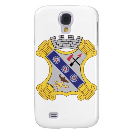 8th Infantry Regiment Patch Samsung Galaxy S4 Cover