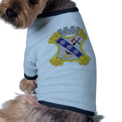 8th Infantry Regiment Patch Doggie Tshirt