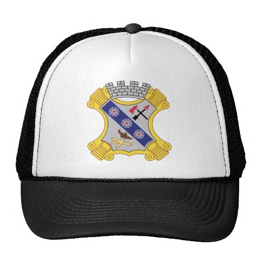 8th Infantry Regiment Patch Hats