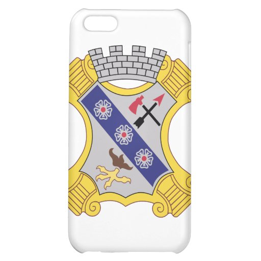8th Infantry Regiment Patch iPhone 5C Cases