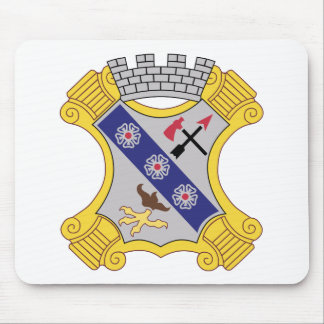 8th Infantry Regiment Patch Mouse Pad