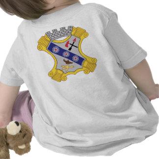 8th Infantry Regiment Patch T-shirts