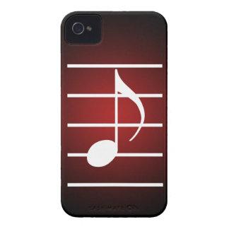 8th note 2 iPhone 4 Case-Mate case
