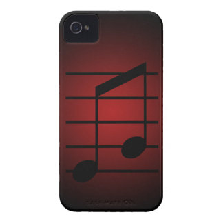 8th note 3 Case-Mate iPhone 4 cases