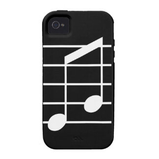 8th note 4 Case-Mate iPhone 4 cover