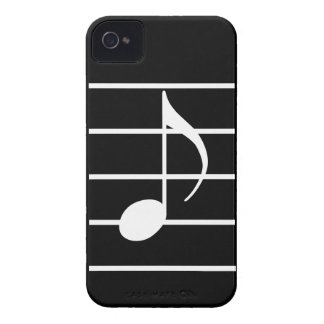 8th note iPhone 4 cases