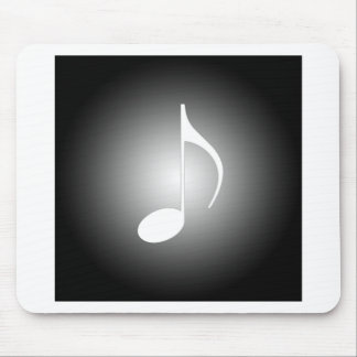 8th Note Spotlight Large 2010 Mouse Pad