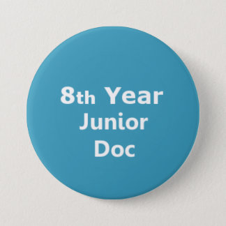 8th Year Junior Doctor badge