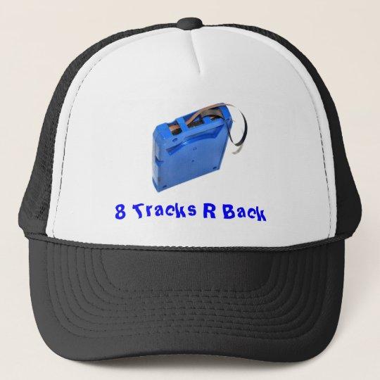 8Tracks R Back hat