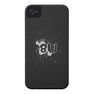8U Blackberry Bold Case: Style 2 iPhone 4 Cases