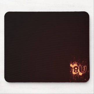 8U Mousepad: Style 3 Mouse Pad