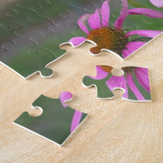 8x10 Butterfly on Flower Puzzle