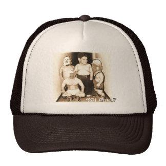 901 Pine Midgets? Mesh Hat