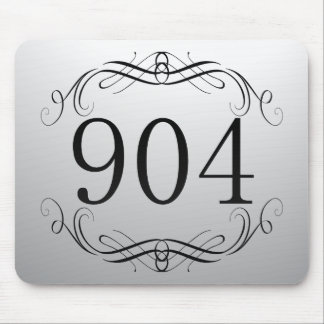 904 Area Code Mouse Pads