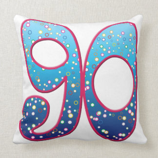 90 Age Rave Cushion