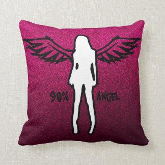 """90% Angel"" Pillow Cushions"