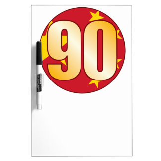 90 CHINA Gold Dry Erase Boards