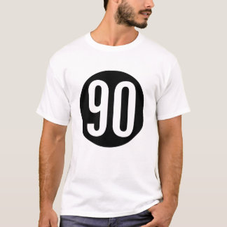 90 in a Circle T-shirt