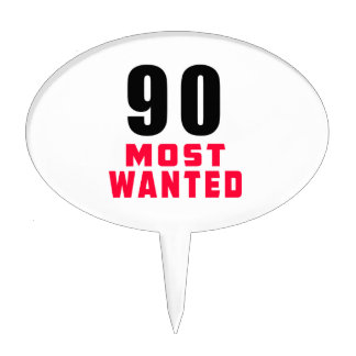 90 Most Wanted Funny Birthday Design Cake Picks
