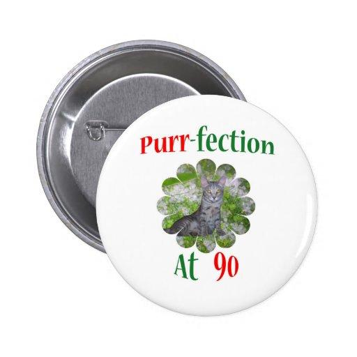90 Purr-fection Pins