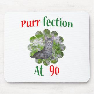 90 Purr-fection Mouse Pad