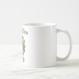 90 Purr-fection Classic White Coffee Mug